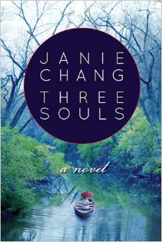 Three Souls book cover
