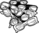 -pile-of-glasses