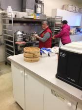 Dim sum kitchen Gayle