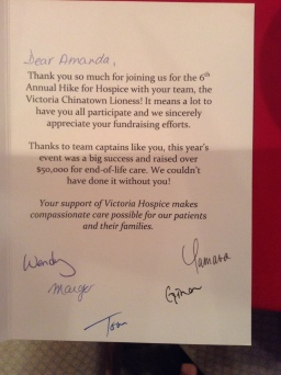 VCL thank you card 2