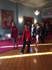 Supporting Other Services: Lions 100 year Celebration at Government House