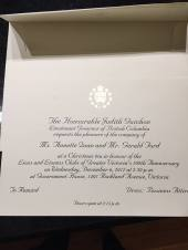 lioness govt house invite